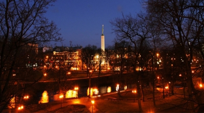 A view of Latvia's capital Riga [source: EBRD]
