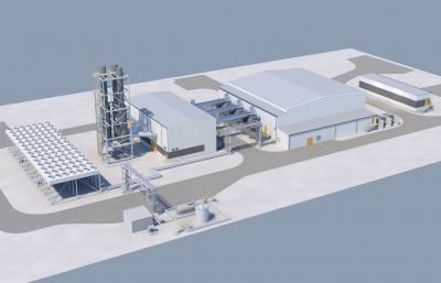 The Solikamsk CHP plant [source: Wartsila]
