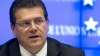 The vice-president for Energy Union Maros Sefcovic [source: Euractiv]