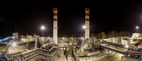 ter RAO's 180-megawatt Dzhubginskaya thermal power plant near Sochi