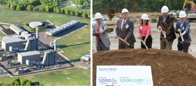 Advanced Power breaks ground on $1.3bn South Field Energy Center