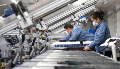 Over 30% of small- and medium-sized enterprises in China resumed work