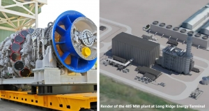 Natural Gas Power Generation, Combined Cycle Gas Turbine