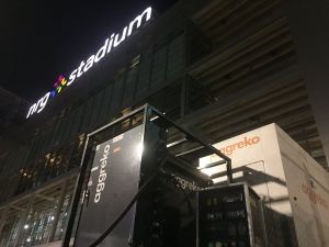 Aggreko powers America's 51st National Football Championship