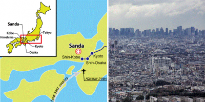 "Marubeni and Kansai Electric transform Sanda into a ""Smart City"""