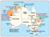 Overview of Australian LNG projects