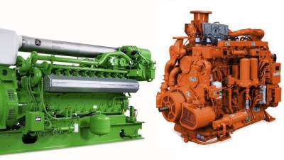 Jenbacher and Waukesha engines