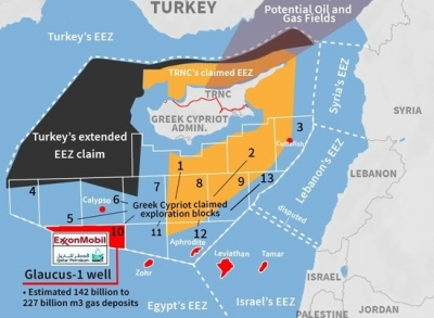 Exxon's Cyprus gas discovery may help underpin LNG export project