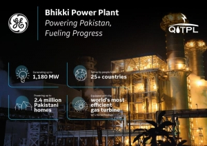 Start-up of Bhikki CCGT adds 1.180 MW to Pakistani power grid