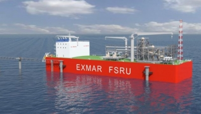 FSRUs get ordered on spec to quickly pull off LNG-to-Power projects