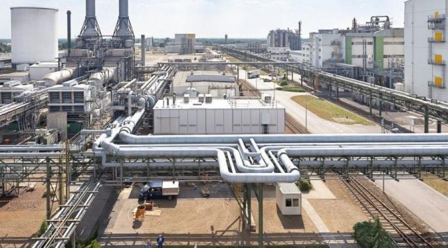 Siemens modernizes BASF's industrial power plant in East