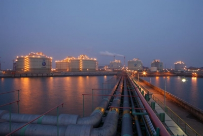 South Korea's LNG demand to fall before growing again post 2025
