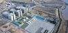 Render of RWE's Tilbury CCGT project