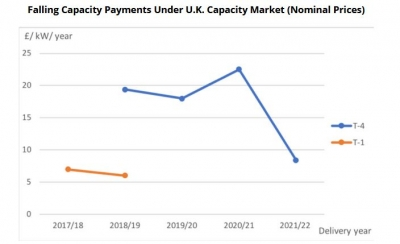 "Capacity markets – an ""outdated"" electricity subsidy?"