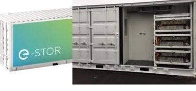 ENGIE reuses electric car batteries for energy storage
