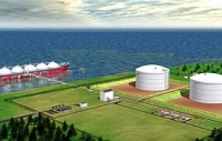The proposed Paldiski LNG terminal would help diversify gas supply