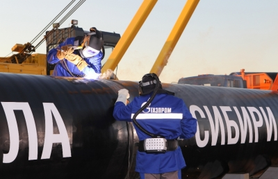 Gazprom and CNPC review terms of Russian gas supply to China
