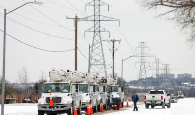 ERCOT raises energy prices in Texas as winter storm causes blackout