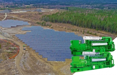 INNIO supplies six Jenbacher gas engines for microgrid in Finland