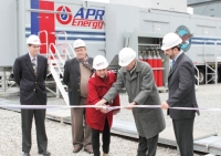 APR Energy starts-up new 200MW gas turbine in Uruguay