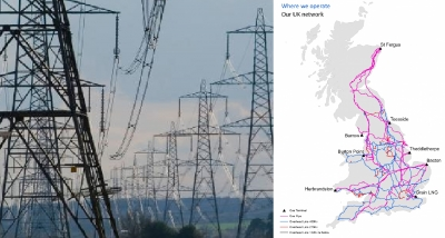 National Grid claims power generators are to blame for the blackout