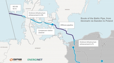 Poland's Baltic Pipe secures final permit