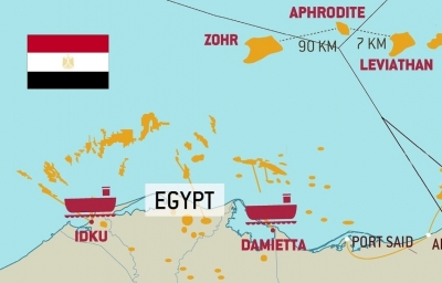 Egypt prepares to use rising gas surplus for power gen and LNG exports