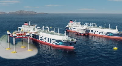 Render of Stena's SRP and membrane FSU