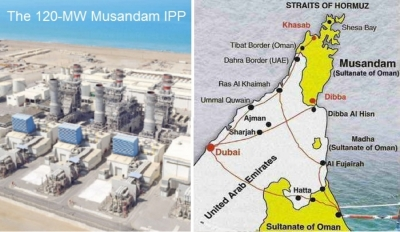 Musandam Power starts up 120 MW dual fuel plant