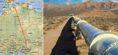 Penspen wins FEED for proposed Nigeria-Morocco pipeline