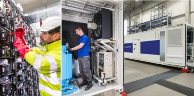 Qinous becomes Rolls-Royce's Microgrid Competence Center