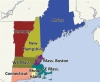 New England (ISO-NE) Electric Regions