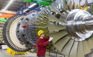 Natural Gas Power Generation, Combined Cycle Gas Turbine Generation