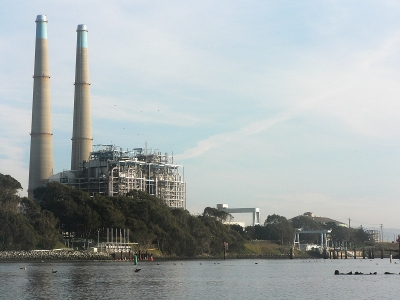 The battery will be built on-site of the 1,060-MW Moss Landing CCGT