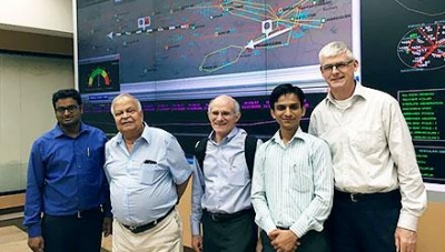 GE supplies world's largest Wide Area Monitoring System to India