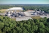 Rendering of Dominion's four gas peaking units near Dutch Gap, Virginia.