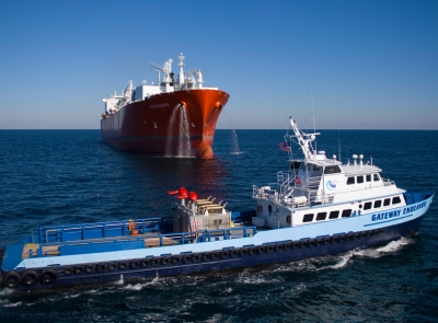 New England covers peak winter gas demand with LNG imports