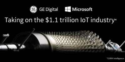 GE and Microsoft accelerate IoT adoption for customers
