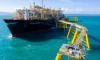 New Fortress Energy's 'Golar Freeze' FSRU offshore Old Harbor, Jamaica
