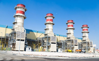 Borg El-Arab power plant (4x160MW)
