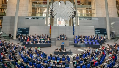 Bundesrat debates tax changes, CO2 price of new German climate law