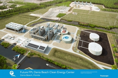 Render of Dana Beach Clean Energy Center