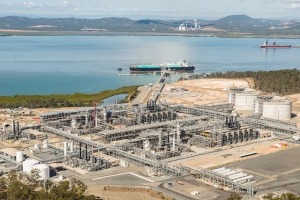 Santos' GLNG project may be forced to divert LNG to Australia's domestic market