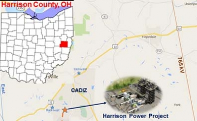 Developers seek to get 1,100 MW plant ready to start up in Ohio in 2021