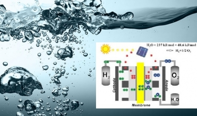 Electrolysis for hydrogen production, based on renewable energy