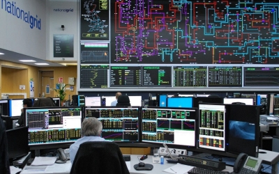 Trading up 113% at National Grid's new 'Distributed Resource' Desk