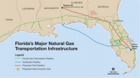 Florida expands gas grid, add hub to improve supplies for power generation