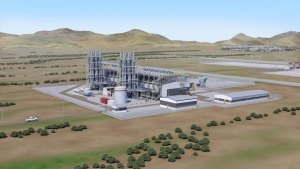 Render of Chihuahua project (110MW)