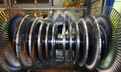 Doosan teams up with MVC on gas turbines, hybrid energy solutions