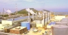 S'Korean power station, operating on low-sulphur residual fuel oil